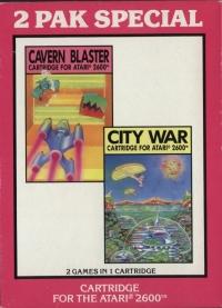 2 Pak Special Cavern Blaster/City War