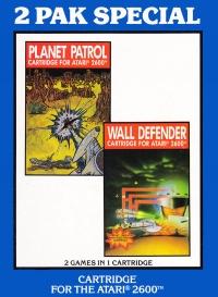 2 Pak Special Planet Patrol/Wall Defender