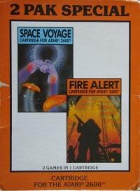 2 Pak Special: Space Voyage / Fire Alert