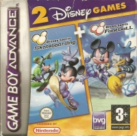 2 Disney Games: Disney Sports Skateboarding + Disney Sports Football