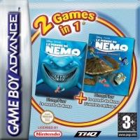 2 Games in 1: Disney/Pixar Le monde de Nemo + Disney/Pixar Le monde de Nemo: L'aventure continue!