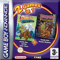 2 Games in 1: Scooby-Doo and the Cyber Chase + Scooby-Doo! Mystery Mayhem