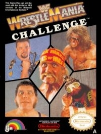 WWF Wrestlemania: Challenge
