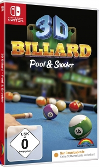 3D Billard: Pool & Snooker (Download Code)