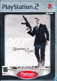 007: Quantum of Solace - Platinum
