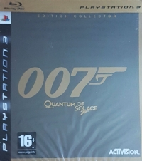 007: Quantum of Solace - Édition Collector