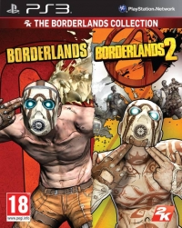 2K The Borderlands Collection: Borderlands + Borderlands 2