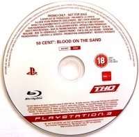 50 Cent: Blood On The Sand (Not for Resale)