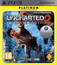 Uncharted 2: Among Thieves - Platinum