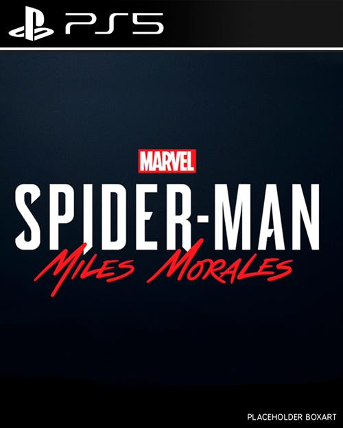 Marvels Spider-Man - Miles Morales