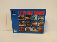 12 PS One Games - Big Box