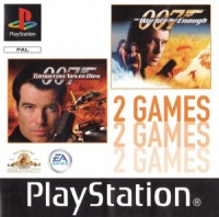2 Games: The World Is Not Enough / Tomorrow Never Dies.