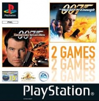 007: Tomorrow Never Dies / 007: The World Is Not Enough