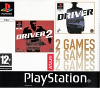 2 Games: Driver / Driver 2: Back on the Streets