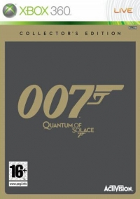 007: Quantum of Solace - Collector's Edition