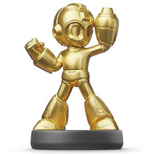 Mega Man (Gold)