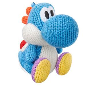 Yoshi - Light Blue Yarn
