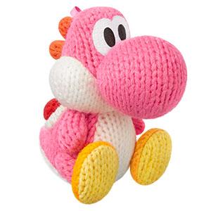 Yoshi - Pink Yarn