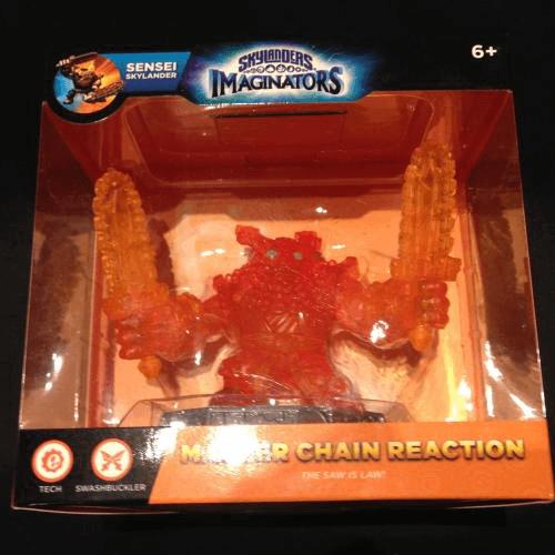 Orange Chain Reaction