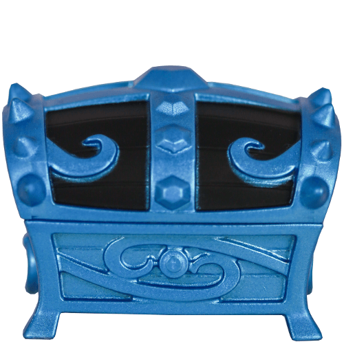 Blue Chest(Cursed Tiki Temple)