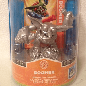 Silver Boomer