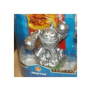 Silver Eruptor