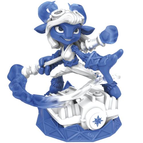 Power Blue Splat