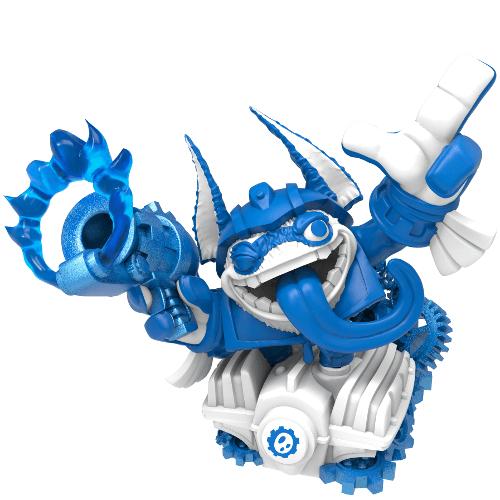 Power Blue Trigger Happy