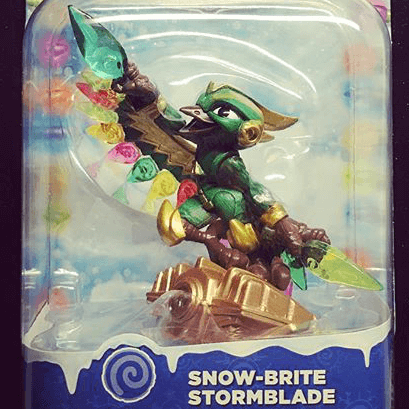 Snow-Brite Stormblade (Employee Edition)