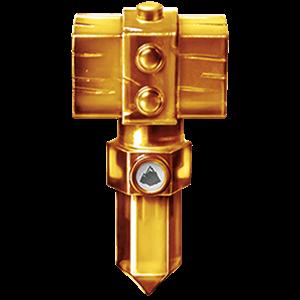 Earth Hammer(Slag Hammer)