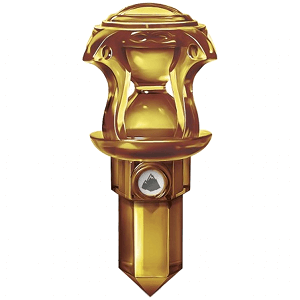 Earth Hourglass(Dust of Time)